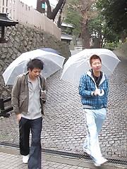 Mitsuru and Kiyoshi - The Exercise Boys