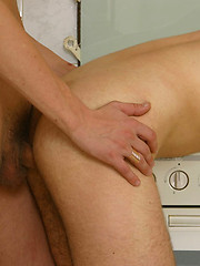 Twink ass and mouth get mangled in dirty action