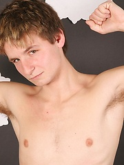 Horny twink from East Boys posing