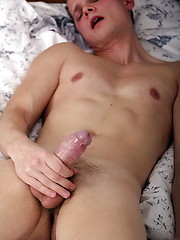 Straight czech stud masturbation