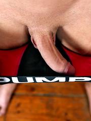 Dancer from a gay strip club Shawn Beliveau