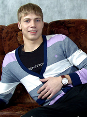 Ripped blond teen hunk Geffrey is the ultimate twink fantasy