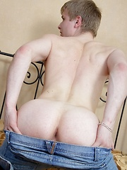 Derek is 24 years old and an insatiable bottom boy who just loves to get fucked