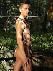 Daniel Prince Takes His Friend For A Forest Walk – Then Fucks His Pretty Brains Out!